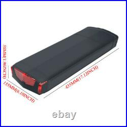 36V 13AH 500W Battery Li ion 18650 Cells Power For Electric Bicycle Bike Motor