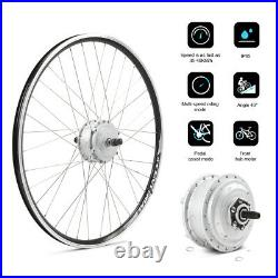 36V 250W 28(700C) Wheel with Front Motor Electric Bicycle Ebike Conversion Kit