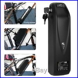 48V 13A Lithium Battery Fit Motor Power 1000W Electric E-Bike (S039-3 Series)