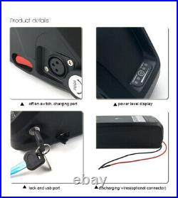48V 13AH 1000W 750W 500W Ebike electric Bicycle lithium Battery Motor Bafang