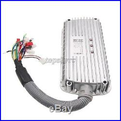 72V 3000W Electric Bicycle Brushless Motor Speed Controller F E-bike &Scooter ts