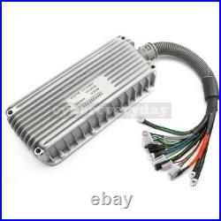 72V 3000W Electric Bicycle Brushless Motor Speed Controller for E-bike & Scooter
