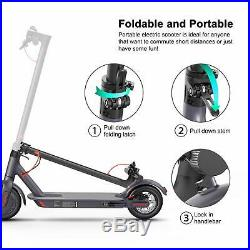 Adult Kids Electric Scooter Battery 36v Motor 350w E-scooter Uk Stock