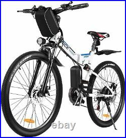 Assisted Electric Bikes Electric Mountain Bike 26 Ebike City Bicycle 250W Motor
