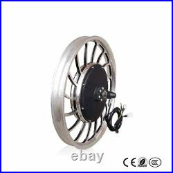 Bike Hub Motor 1000w Front Rear Drive Scooter Electric Wheel 20 Inch With Tyre