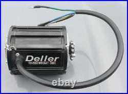 E-bike Mid Drive Motor Electric Motorcycle Deller QS 120A 2000W