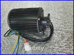 E-bike Mid Drive Motor Electric Motorcycle Deller QS 90A 1000W
