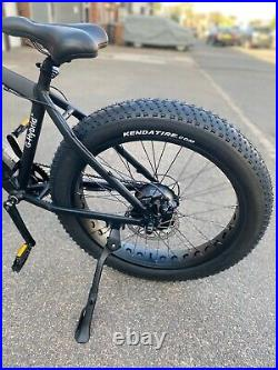 Fat Tyre E-Bike G-HybridMammoth Electric 48v 500w Motor Shimano Gear UK