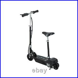 HOMCOM Electric Scooter Kids Bike Ride on Rechargeable Battery Motorized 86-96H