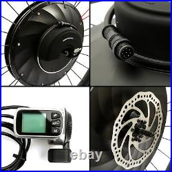I-Motor Electric Bicycle Kit 36v 240w Lithium Battery Front Kenda Wheel LCD