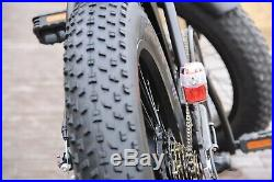 Our fabulous Endurable Fat Tyre Electric Bike, With 500with48v Motor