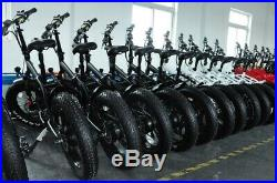 Our fabulous Fat Tyre Foldable Electric Bike, With 1000with48v Motor