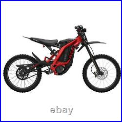 Segway Dirt eBike x260 new 2021 electric motor bike scooter motorcycle Red now