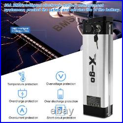 X-GO 24V 10AH 350W lithium-ion Battery Pack for Electric Bicycles E-Bike Motor